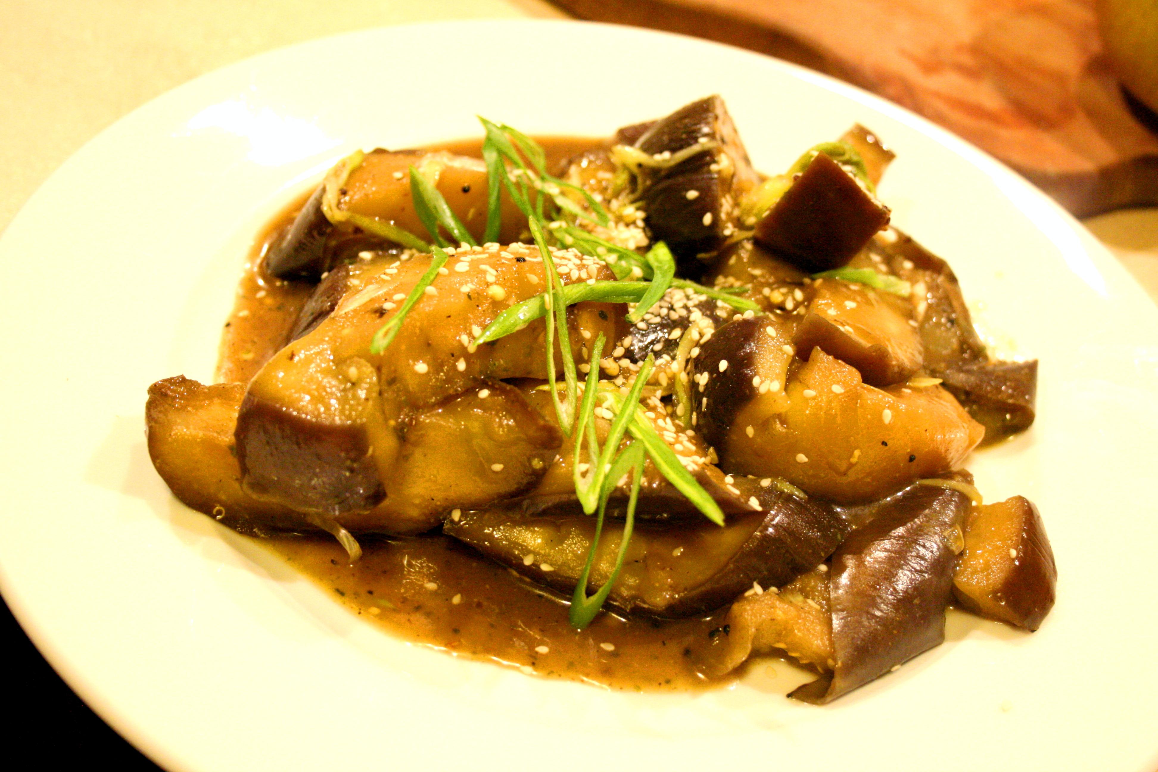 Easy recipes japanese eggplant
