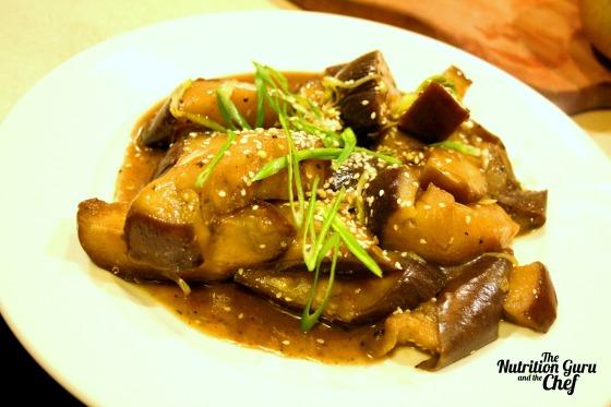 Eggplant dish healthy