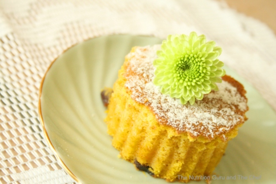 Little Pumpkin Cakes Nutrition