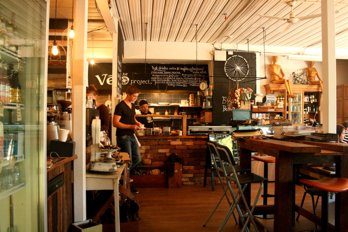 The Velo Project a Mooloolaba Cafe