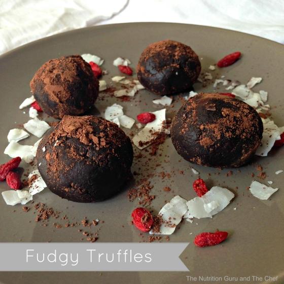fudhey truffles
