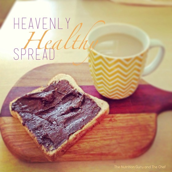 Healthy Nutella Recipe Nutrition